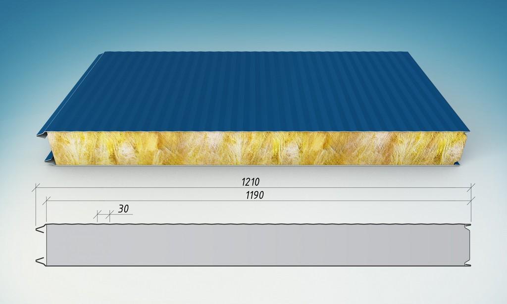 Стеновые панели микроволна